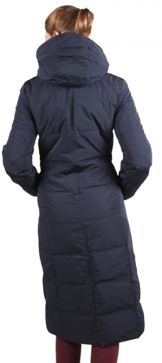 northland wintermantel mantel wasserdicht mabel navy ebay. Black Bedroom Furniture Sets. Home Design Ideas