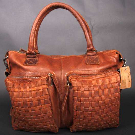 legend bag tasche handtasche leder monroe braun cognac ebay. Black Bedroom Furniture Sets. Home Design Ideas